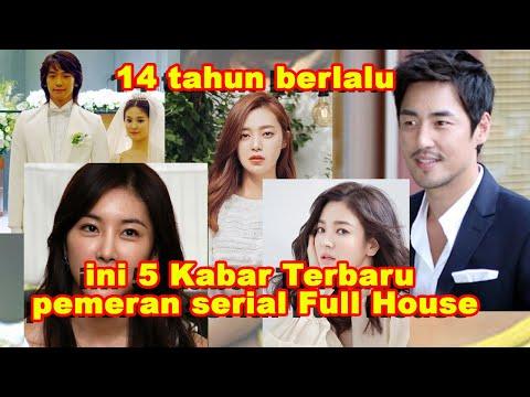 Inilah Kabar Terbaru 5 Pemeran Serial Full House | Drama Korea