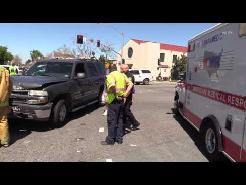 Chula Vista: Accident 03292017