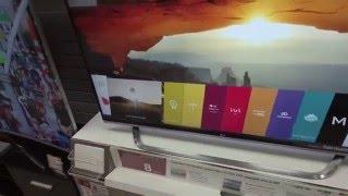 3D Ultra HD 4K LED телевизор LG 55UF850V(ЭКРАН Диагональ55