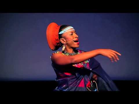 The medicine in stories | Tindile Booi | TEDxTableMountain