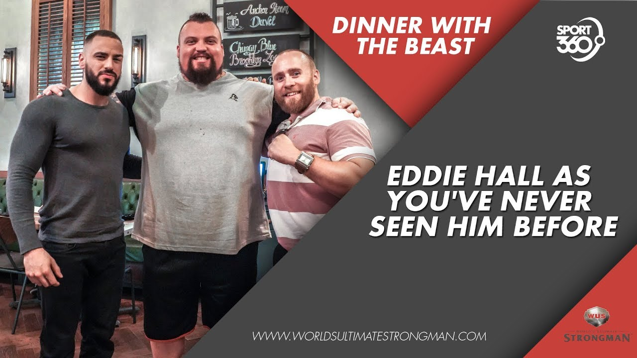 Eddie Hall as you've never seen him before Eddie Hall as you've never seen him before new pictures