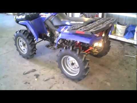 LOT 1190A 2005 Polaris Sportsman 700 TWIN