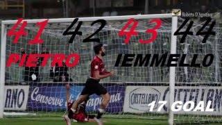 41° 42° 43° 44° Gol del Foggia 2015-2016 RE PIETRO IEMMELLO