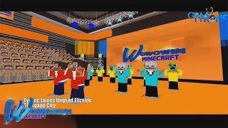 Wowowin: Kahanga-hangang 'Minecraft' studio ng 'Wowowin,' silipin!