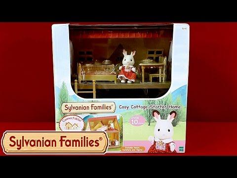 С чего лучше начинать собирать коллекцию Sylvanian Families? Пособие для начинающих