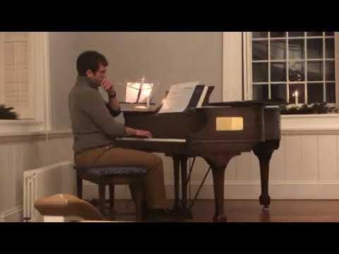 Xmas piano preludes