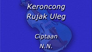 Video 11 KERONCONG RUJAK ULEG HD download MP3, 3GP, MP4, WEBM, AVI, FLV Juni 2018