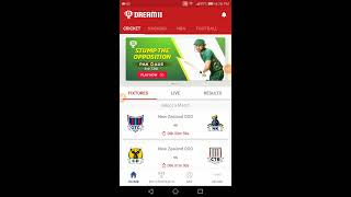 (Trick) Get free 500 rs Dream11 cash bonus unlimited times- for all users