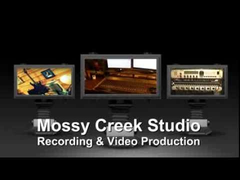 Mossy Creek Recording & Video Production Studio Promo