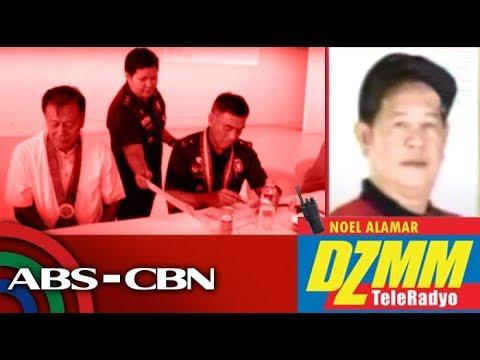 DZMM Teleradyo: Romblon, idineklarang 'drug-free' ng PDEA