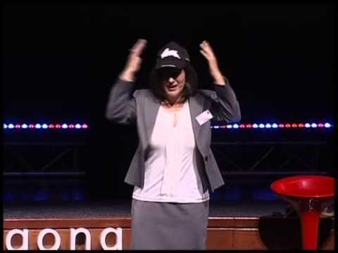 Microchipping people: Associate Professor Katina Michael at TEDxUWollongong