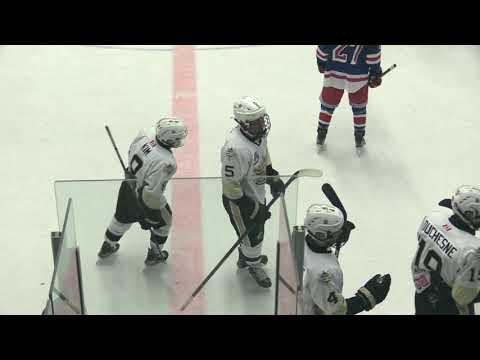 OJHL Rangers Vs Golden Hawks Oct 13 2019
