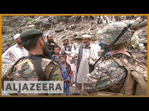 🇦🇫🇺🇸Afghan government says US withdrawal will not affect security l Al Jazeera English