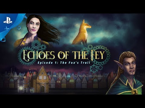 Echoes of the Fey: The Fox's Trail – Teaser Trailer | PS4