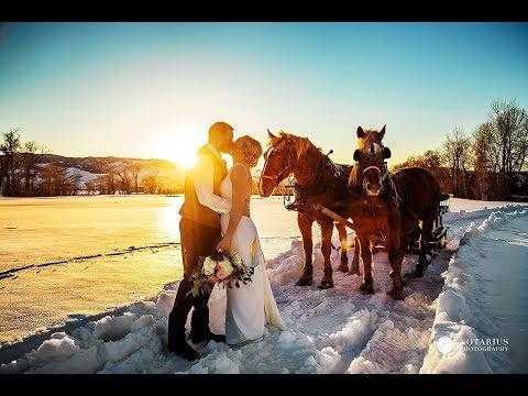 Beautiful Wedding In Bozeman, Montana   Cody & Kirstin Highlight Film