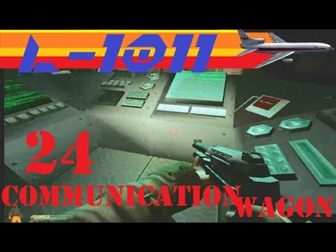 Let's Play Iron Storm Part 24 - Communication Wagon |