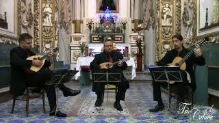 Antonio Vivaldi - Concerto RV 93 - I Allegro giusto - Trio Calace