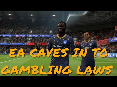 EA Surrenders In Belgium, Will Remove Loot Boxes From FIFA thumbnail