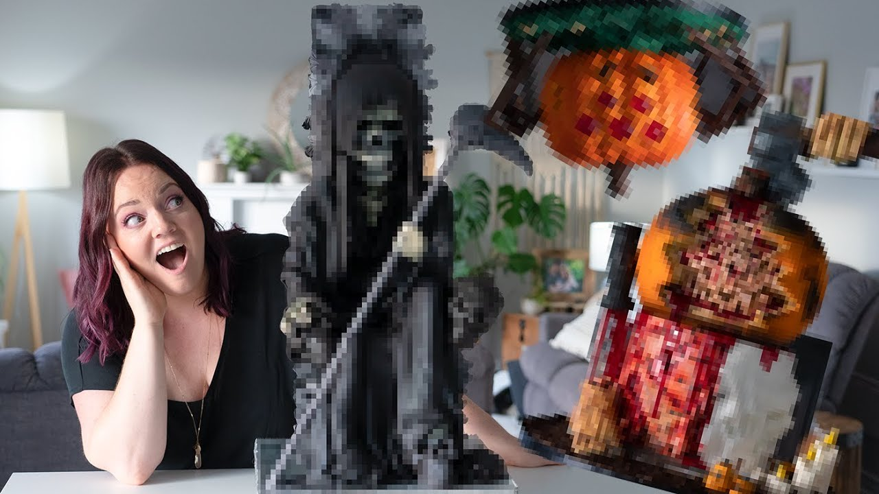 I Paid 3 Bakeries $500 EACH to make EPIC HALLOWEEN CAKES!