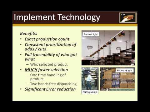 ASB Webinar - Bakery Logistics - Eliminating Waste, Creating Profit