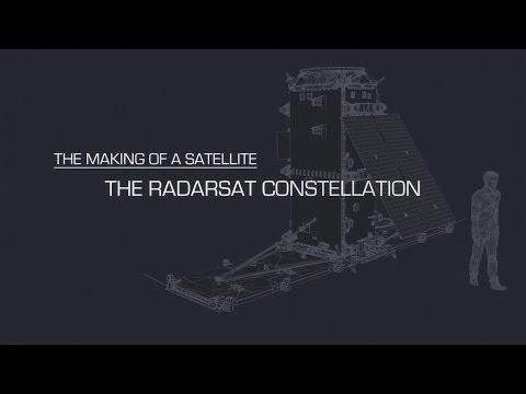 The Making of a Satellite – The RADARSAT Constellation