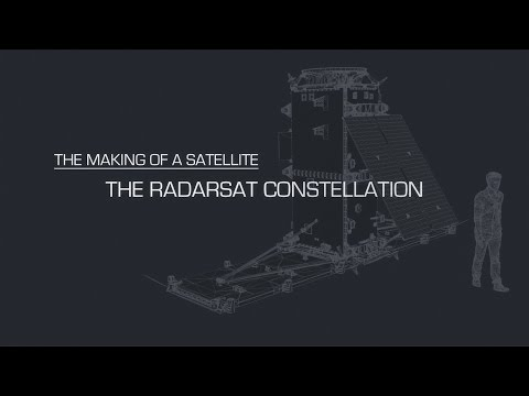 The Making of a Satellite – The RADARSAT Constellation