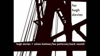 for hugh davies - Lee Patterson, Mark Wastell, Adam Bohman