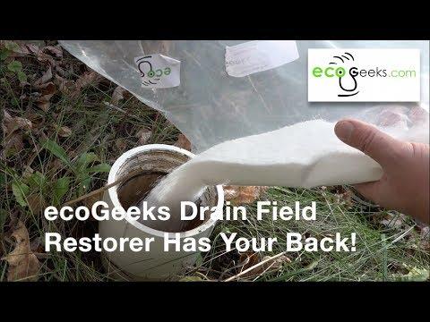 Septic Drain Field Repair in Randolph