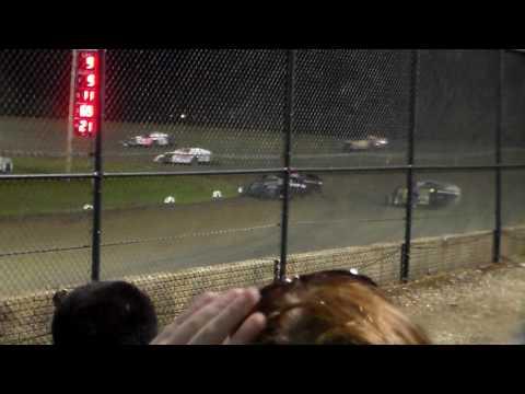 Modified Round 2 Heat 2 @ Marshalltown Speedway 09/16/16