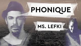 PHONIQUE & MS. LEFKI | Outloud Festival 22/02 | Theatro Vergina