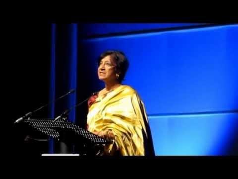 Dr. Navi Pillay Speech - Opening Ceremony - #ICP2012
