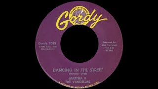 Martha & The Vandellas ~ Dancing In The Street 1964 Extended Soul Purrfection Version