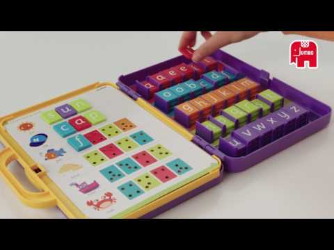 I Learn To Read Educational Learning Activity Set for Kids