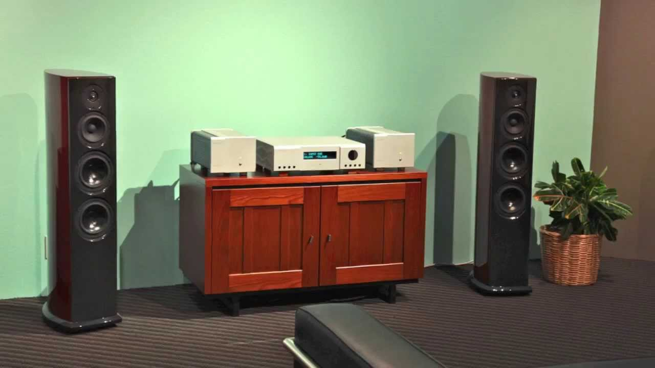 Stereo Design Sound Room 5 Picture Tour In Hd Classic Youtube