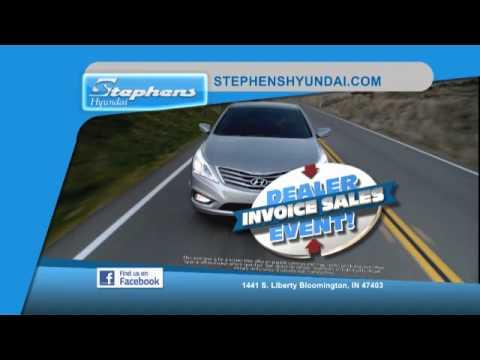 Invoice Pricing Sales Program - Stephens Hyundai