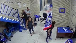 Reveladoras imágenes de alteración de la escena del crimen