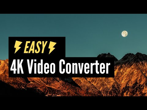 How to Convert 4K/1080P Videos | Best Video Converter for Windows and Mac
