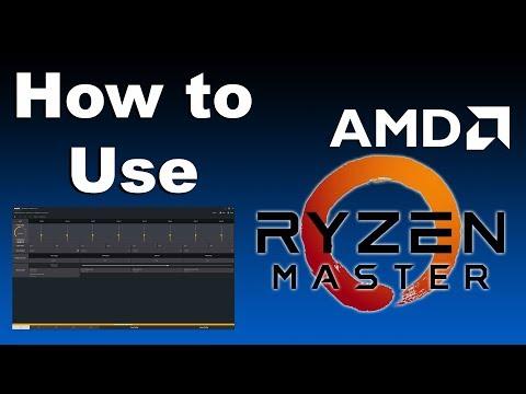 RYZEN MASTER IS KING | How To Use AMD Ryzen Master