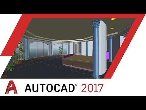 Von 2D zu 3D: AutoCAD 2017 WEBINAR | AutoCAD
