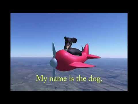 Dog of Wisdom but it's in English