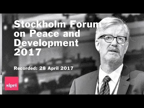 Peace Points: Stockholm Forum on Peace and Development 2017