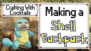 How To Make A Shell Backpack - Crafting With Cocktails Tutorials (2.33)