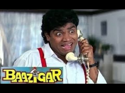 Johny Lever Best Comedy Scenes # Bollywood Baazigar Comedy