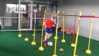 Erin Hippo Training (11 Year Old)