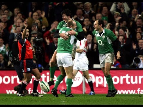Classic Match: Ireland v England 2007 | RBS 6 Nations