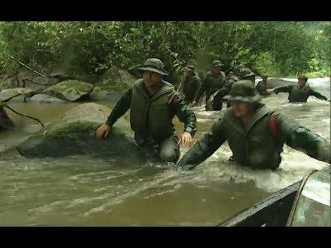 Guyane : légion étrangère