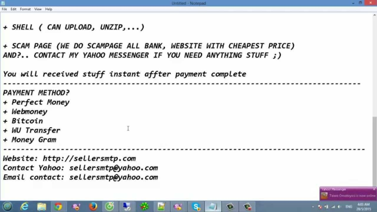 Buy SMTP with Perfect Money, Bitcoin, Webmail, Web Hosting, RDP, Email  Leads - Sellersmtp Com