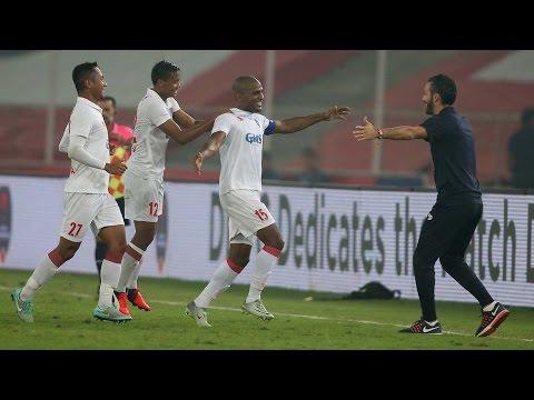 Florent Malouda scores in Delhi Dynamos' big ISL win vs Chennaiyin FC