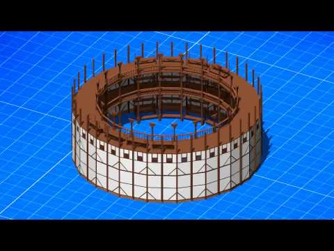 English Project - Building of The Globe Theater (Final)