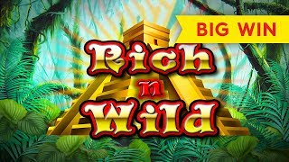 Rich n Wild Slot - BEST BONUS EVER + BEST ON YOUTUBE!